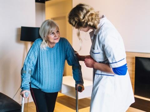 Assistenza anziani domiciliare